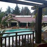 Balcony - Ayii Anargyri Natural Healing Spa Photo