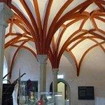 gotische Decke