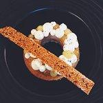 Un dessert du menu de la semaine