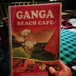 Ganga Beach Restaurant照片