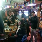 Hello best bar in namche liquid bar. Everyday free document movie free Wi-Fi free battery Charge & any time choice English music