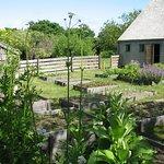NHA Oldest House Kitchen Garden