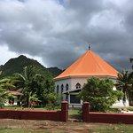 Protestant Temple of Papetoai