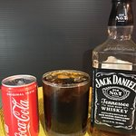 Jack and Coke a perfect combination!