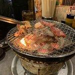 Bilde fra Charcoal Grilled Beef Showa Taishu Horumon Dotonbori