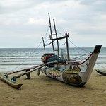 Beach Fisher Boat @ Weligama