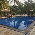 Pool - The Coconut Garden Hotel & Restaurant Photo