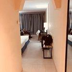 Room from the door.