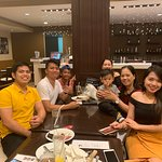Great family bonding at Churasco