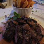 Bistro Steak au Poivre