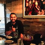 DelrayBeach Tapas35 Bartender sharing enthusiasm for this new venue