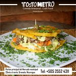 Tostometro Granada Nicaragua