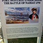 Fort Montagu greeting and history