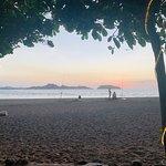 View of Beach outside of Casa Delray-Playa Potrero