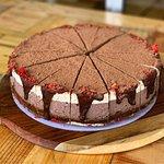 Raw blackforest cake