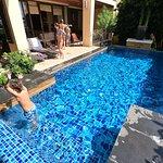 Amazin in-room private pool