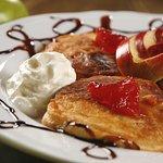 Racuchy- Typical polish pancakes