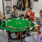 Une soirée Poker