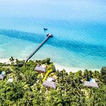 Zanzi Resort sits on the edge of the Indian Ocean, 30 minutes from the airport. (379573597)