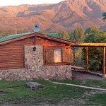 Complejo de cabañas ubicado en nono Córdoba