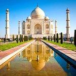 Tour della Corona dell'India: gita di un giorno ad Agra Taj Mahal