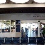 front of and entrance to Umaizushi