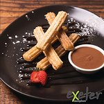 what a dessert mmmmm churros