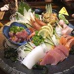 Tagliere a base di pesce