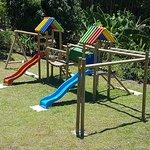 Parque infantil, no nos olvidamos de los mas pequeños.