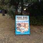 ภาพถ่ายของ The Boatramp Cafe