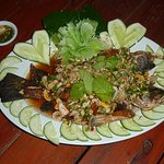 Fish in old Siam sauce