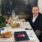 Kavala Yusuf & Engin Akşam yemeği deniz ürünleri