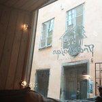 Bilde fra Tradkojan Café