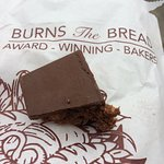 Burns the Bread: Chocolate bar