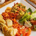Vegan & Vegetarian options