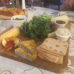 Sharing Plate - Cheese Board