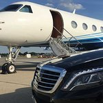 VipSec    Suppliers of Discreet, Trained & Qualified Chauffeurs in Luxury Transportation & VIP Executive Protection providing an exclusive, secure Airside pick-up service