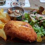 Dinner at Le Roy d'Espagne