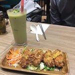 avocado & butter chicken wings