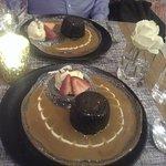 Date Pudding & Sauce