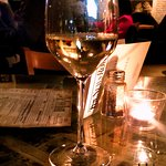 Wineglass, tall pour