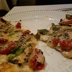 This thin crust pizza was the best I've had