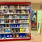 Ship Store- Fully stocked with oils and lubricants