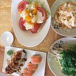 泰式沙拉➕爽口白菜沙拉➕海菜沙拉