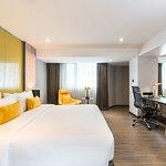 Executive Suite : 56 sq.m. living space