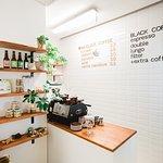 Our coffee and mandlove menu
