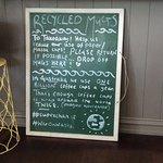 Recycled Mugs