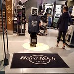 Entrance to Hard Rock