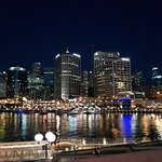 Darling Harbour view from HR