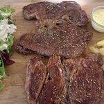 Steak Cote d Boeuf